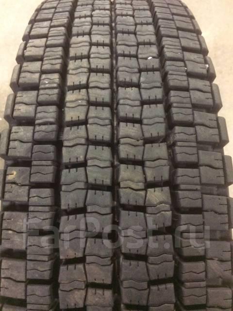 Dunlop Dectes SP001. Зимние, без шипов, 2014 год, износ: 5%, 4 шт