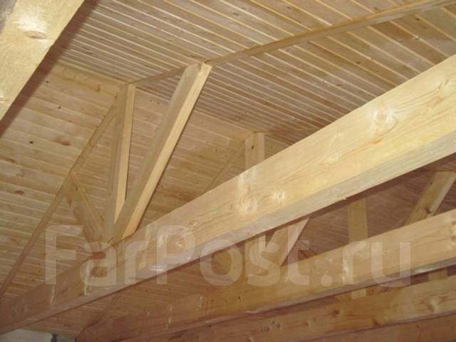 Строительство дачных домиков