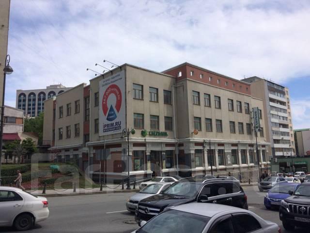 Офисное помещение в центре - 163 кв. метра. 163 кв.м., проспект Океанский 18, р-н Центр. Дом снаружи