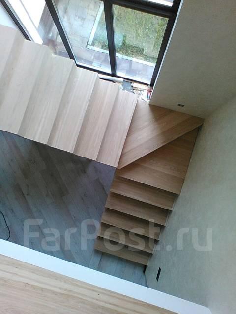 Изготовление лестниц под заказ от 80 000 руб.