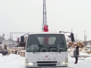 Mitsubishi Fuso. Продается самогруз Mitsubishi FUSO 2003, 8 200 куб. см., 5 000 кг.