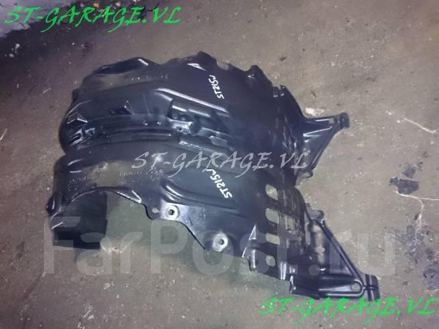 Подкрылок. Toyota Caldina, ST215W, ST215 Двигатель 3SGTE