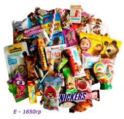 Корпоративные сладкие новогодние подарки для детей и взрослых! Гарантия. Под заказ
