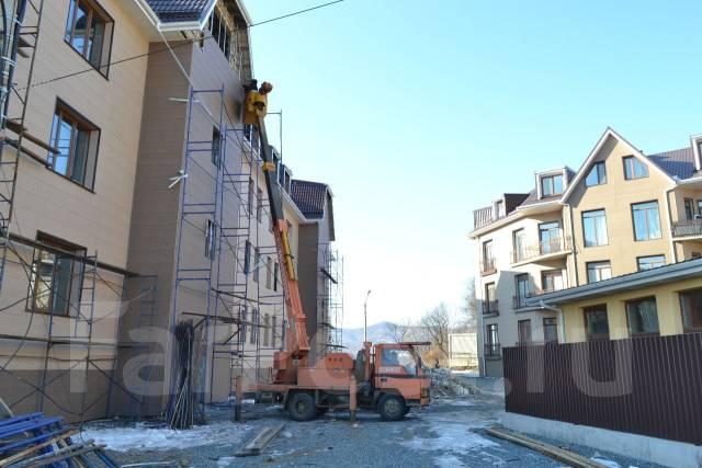 3-комнатная, улица Врубеля 8. Постышева, Дзержинского, агентство, 93 кв.м. Дом снаружи