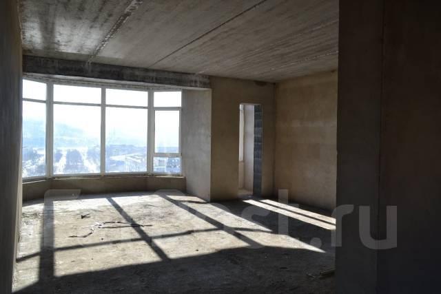 3-комнатная, улица Врубеля 8. Постышева, Дзержинского, агентство, 93 кв.м. Вид из окна днём