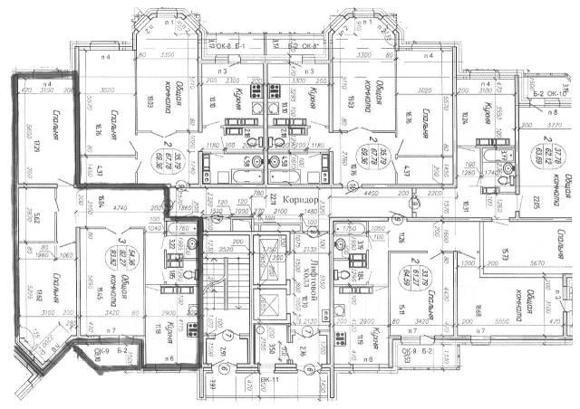 3-комнатная, переулок Санитарный 3. Железнодорожный, агентство, 93 кв.м.