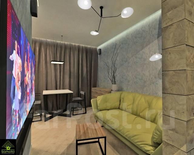 1-комнатная, улица Александровская. Краснофлотский, агентство, 23 кв.м.