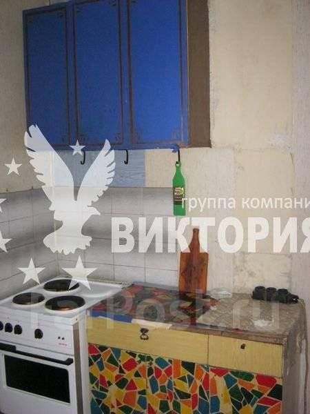 1-комнатная, улица Некрасовская 76. Некрасовская, агентство, 37 кв.м. Кухня