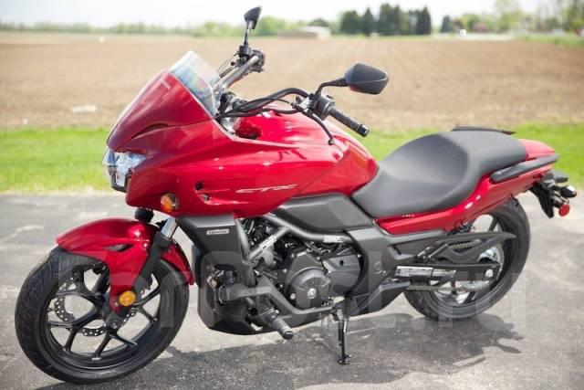 Honda CTX700. 700 куб. см., исправен, птс, без пробега. Под заказ