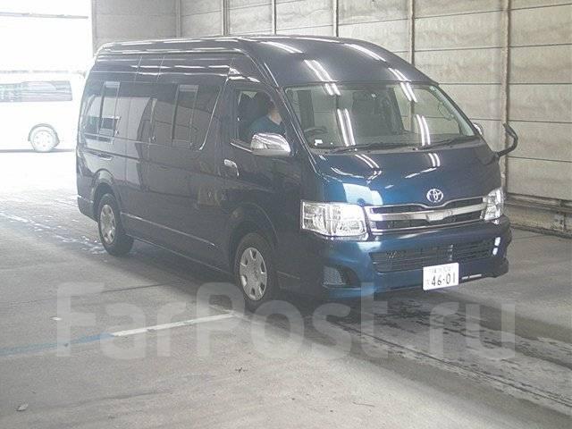 Toyota Hiace. автомат, 4wd, 2.7 (151 л.с.), бензин, 98 тыс. км, б/п. Под заказ