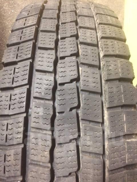 Dunlop SP LT 5. Зимние, без шипов, 2012 год, износ: 5%, 4 шт