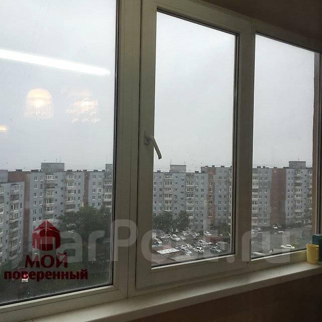 3-комнатная, улица Тунгусская 50. Третья рабочая, агентство, 69 кв.м. Вид из окна днём
