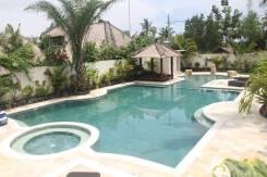 БАЛИ! Отличная вилла с частным 8*18м бассейном. Идеально для детей!