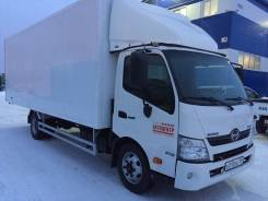 Hino 300. Изотермический фургон , 2014 г. в., 4 000 куб. см., 5 000 кг.