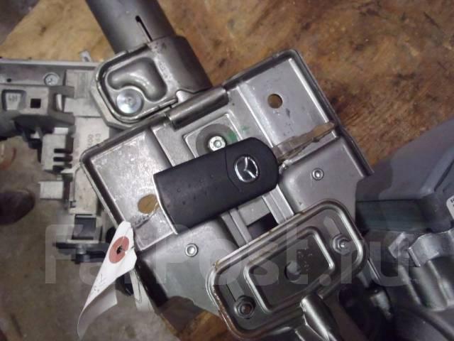 Колонка рулевая. Mazda Demio, DE3FS Двигатель ZJVE
