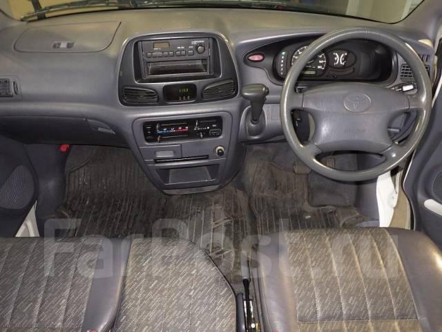 Toyota Lite Ace. автомат, задний, 1.8 (76 л.с.), бензин, б/п, нет птс. Под заказ