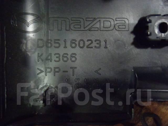 Панель рулевой колонки. Mazda Demio, DE3FS Двигатель ZJVE