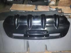 Обвес кузова аэродинамический. Isuzu VehiCross, UGS25DW