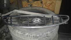 Решетка радиатора. Hyundai Accent