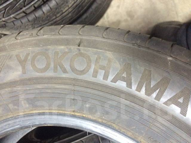 Yokohama DNA Ecos. Летние, 2014 год, износ: 5%, 4 шт