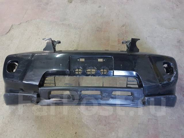Бампер. Nissan X-Trail, T31