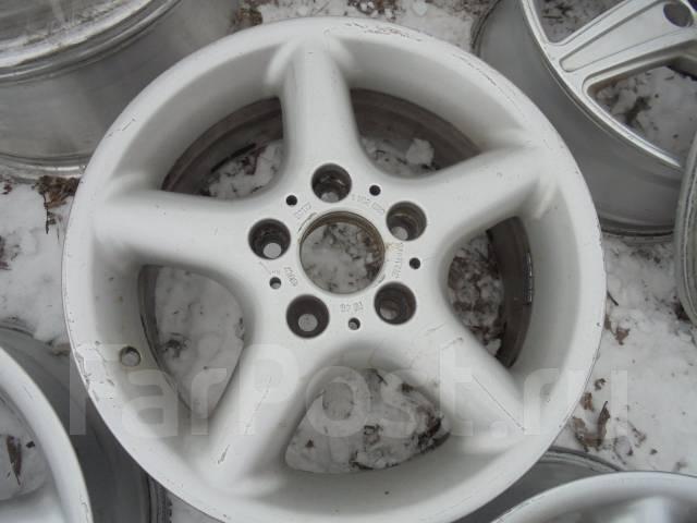 BMW. 7.0x16, 5x120.00, ET46, ЦО 70,0мм. Под заказ