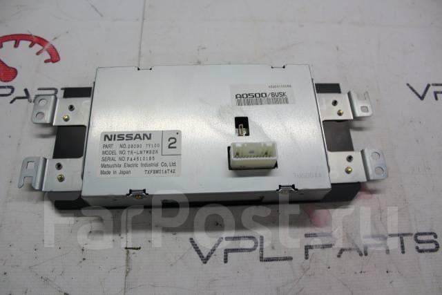 Дисплей. Nissan Teana, PJ31