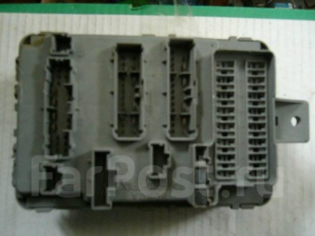 Блок управления. Honda Odyssey, RA6, LA-RA7, LA-RA6, LA-RA9, LA-RA8 Двигатель F23A