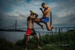 Жёсткий Тренинг - Тайский бокс (Муай Тай боксинг). Мужчины. Девушки.