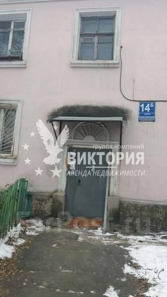 2-комнатная, улица Енисейская 14б. Вторая речка, агентство, 42 кв.м. Дом снаружи