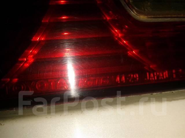 Стоп-сигнал. Toyota Ipsum, SXM10, SXM15, CXM10 Toyota Picnic Двигатели: 3CTE, 3SFE