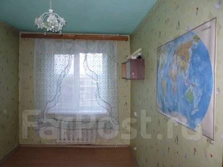 3-комнатная, улица Пирогова 15к2. агентство, 53 кв.м.