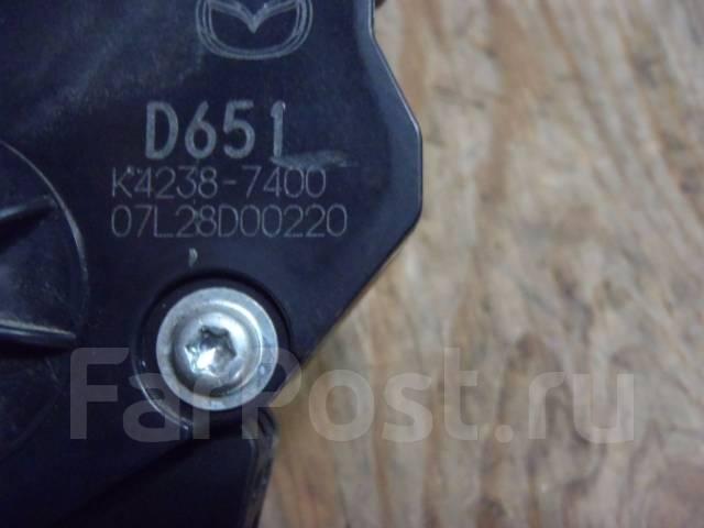 Педаль акселератора. Mazda Demio, DE3FS Двигатель ZJVE