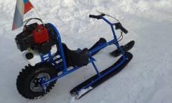 BRP Ski-Doo Summit. исправен, без птс, без пробега