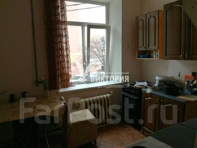 2-комнатная, проспект Красного Знамени 45. Некрасовская, агентство, 45 кв.м. Кухня