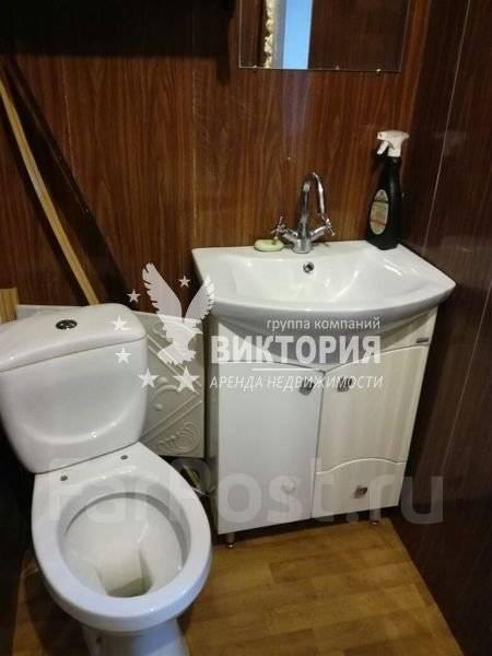 2-комнатная, проспект Красного Знамени 45. Некрасовская, агентство, 45 кв.м. Сан. узел