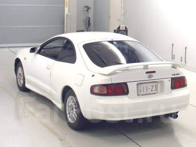 Toyota Celica. механика, передний, 2.0 (180 л.с.), бензин, 114 тыс. км, б/п, нет птс. Под заказ