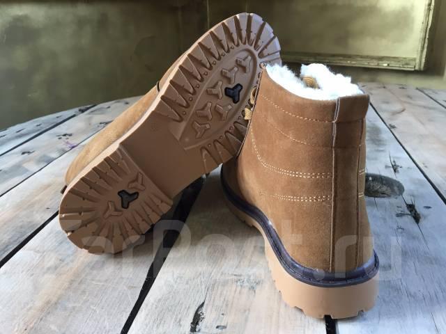 Ботинки. 42, 43