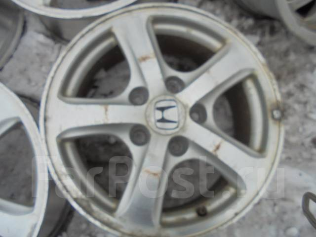 Honda. 6.0x15, 5x114.30, ET45, ЦО 64,1мм. Под заказ