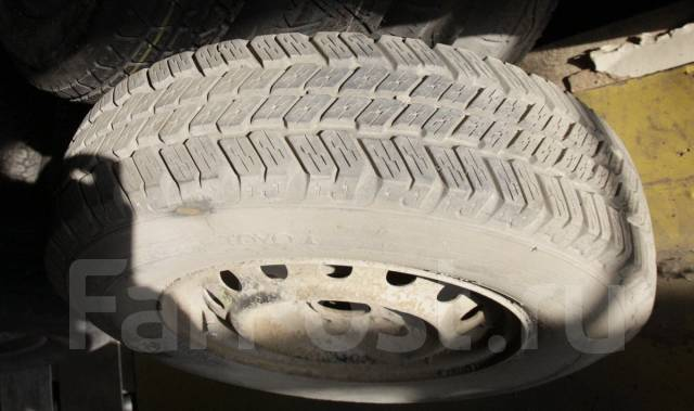 Запасное колесо 185/80R14LT ( 185R14LT ). 5.5x14 5x114.30 ЦО 61,0мм.
