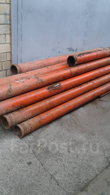 Труба бетоновода