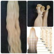 Наращивание волос.