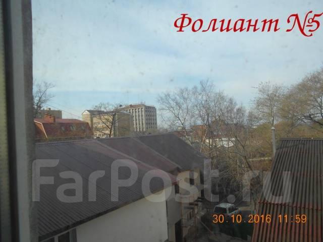 Квартира на Уткинской под офис. Улица Уткинская 14, р-н Центр, 35 кв.м. Вид из окна