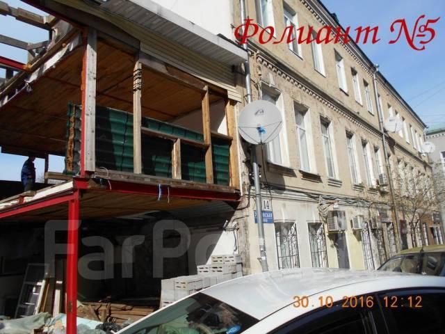 Квартира на Уткинской под офис. Улица Уткинская 14, р-н Центр, 35 кв.м. Дом снаружи