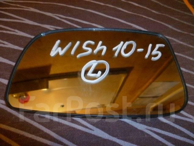 Стекло зеркала. Toyota Wish, ANE11, ZNE10, ANE10, ZNE14, ZNE14G, ZNE10G, ANE10G, ANE11W
