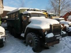 Урал. Продается вахтовый автобус , 10 000 куб. см., 16 мест