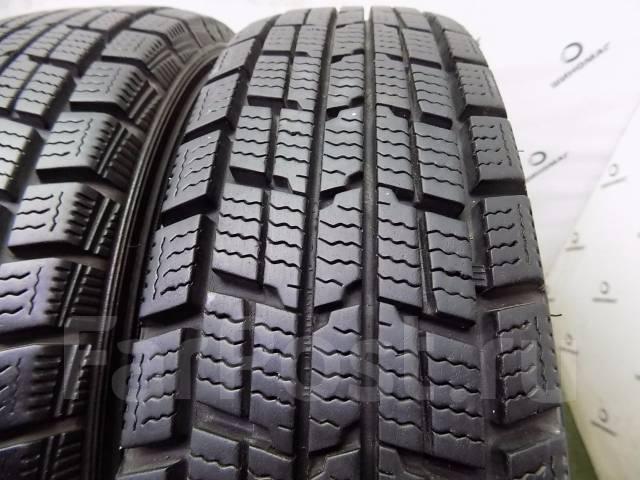 Dunlop DSX. Зимние, без шипов, 2011 год, износ: 10%, 2 шт