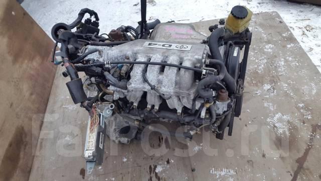 Двигатель в сборе. Toyota Corona Premio Двигатель 3SFSE