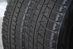 Bridgestone Blizzak Revo GZ. Зимние, без шипов, 2009 год, износ: 30%, 2 шт
