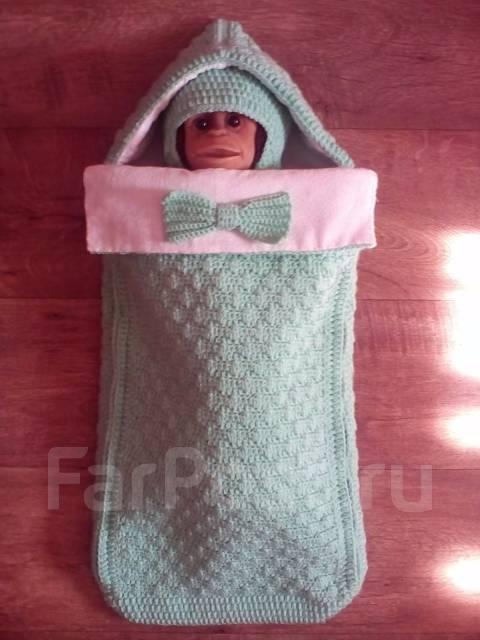 Вяжу на заказ игрушки, детскую одежду, рюкзаки для детей, шапочки.